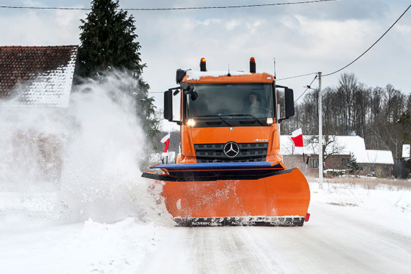 RC50 Snow Plough Blade