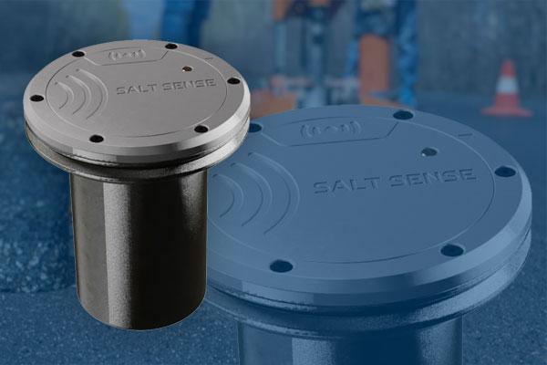 Salt Sense Road Temperature Sensor System